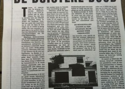 Artikel in de Panorama 1991